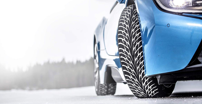 Зимние или всесезонные шины?