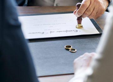 Совет адвоката. Процедуры развода
