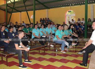 Молодежь «SindASP» способствует активизации профсоюзного движения