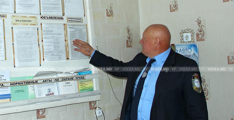 Și-a găsit dreptatea în instanță cu sprijinul inspectoratului muncii al CNSM