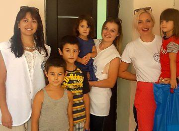 Au adus bucurii în familii aflate în dificultate