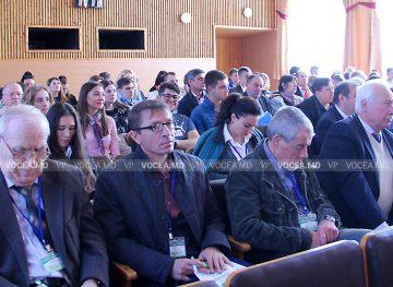 Minți luminate din mai multe țări și-au împărtășit experiența la Chișinău
