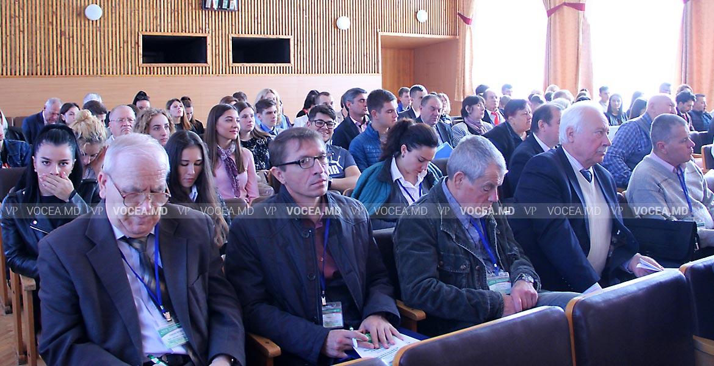 Светлые умы из ряда стран поделились опытом в Кишинэу