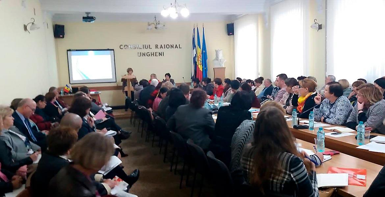 Ziua mondială a femeilor din mediul rural, consemnată printr-un seminar la Ungheni