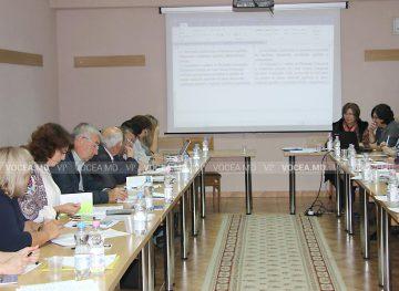 Профсоюзные лидеры FSEȘ обсудили проекты документов для съезда