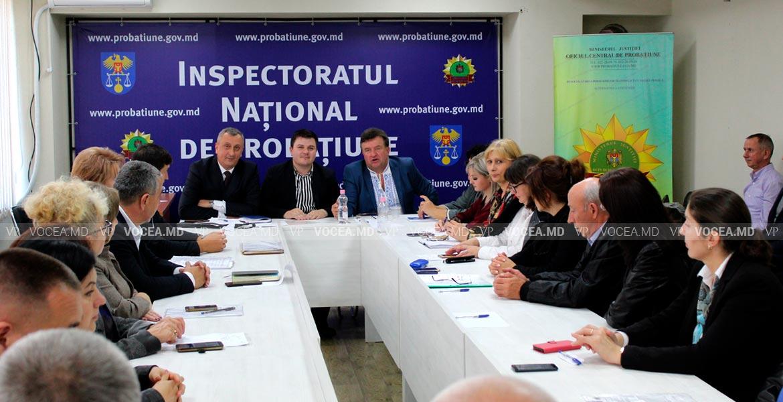 Salariaţii inspectoratului de probaţiune îşi reactivează asociaţia sindicală