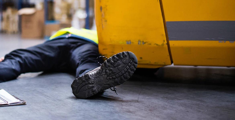 Scădere a numărului de accidente de muncă anunţate autorităţilor competente