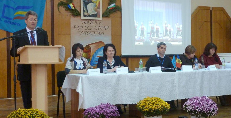 Тараклийские педагоги объединяются в стремлении навести порядок в своей сфере