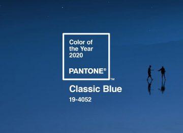 Pantone выбрал цвет 2020 года