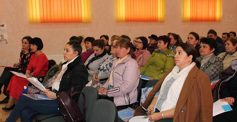 Realizări și perspective în activitatea FSEȘ în teritoriu