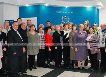"""Federaţia """"Moldova–business-sind"""", la 30 de ani de activitate"""