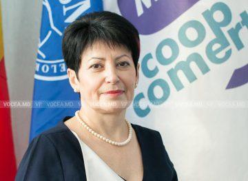 """Valeria Tricolici:"""" Rezolvarea problemelor sindicaliștilor, preocuparea de bază a Federației """"Moldsindcoopcomerț"""""""