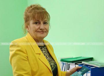 Вилена Бодю: «Защита юридических и экономических прав членов профсоюза – наш главный вектор»