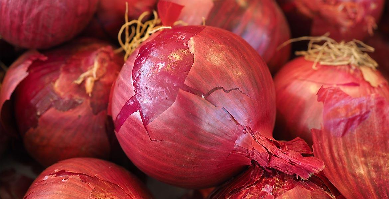 Дары природы. Красный лук помогает от многих болезней