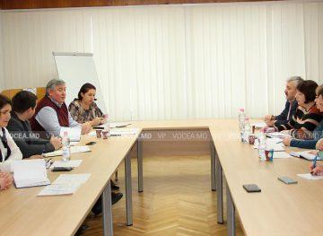 Новое поколение лидеров и инструкторов в Профсоюзной школе Молдовы