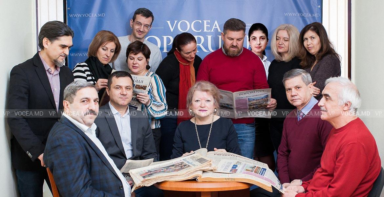 """""""Vocea poporului"""", o publicație care își face datoria cu onestitate și professionalism"""