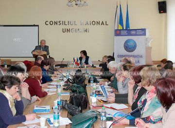 Reprezentantul CNSM în teritoriu a trecut în revistă activitățile și realizările