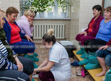 Путевку на санаторно-курортное лечение купили общими усилиями