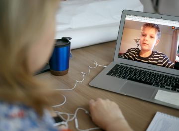 Решение на случай кризиса: занятия онлайн во время вынужденных каникул