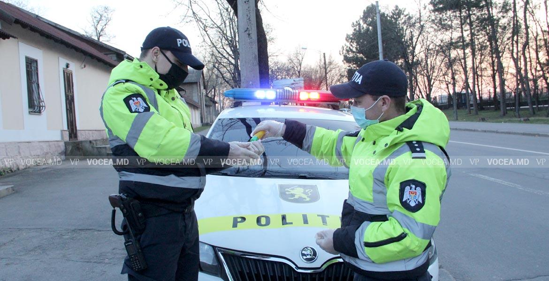 Полицейские подвергаются высокому риску заражения СOVID-19