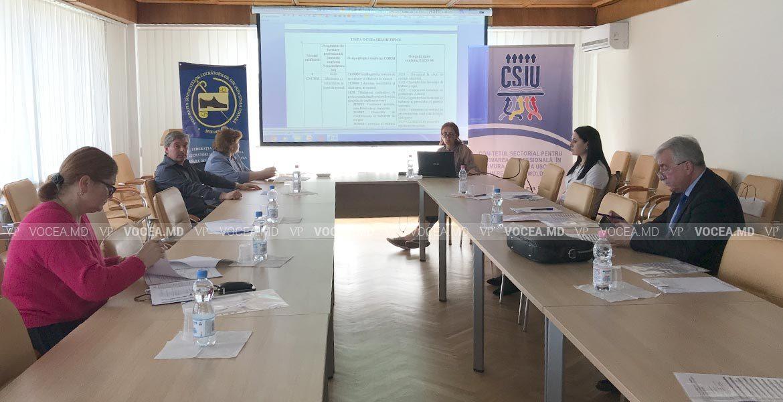 """CSIU a aprobat standardul de calificare """"tehnician în securitate și sănătate în muncă"""""""