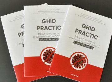 Ghid practic de măsuri-cheie pentru prevenirea infecției COVID-19