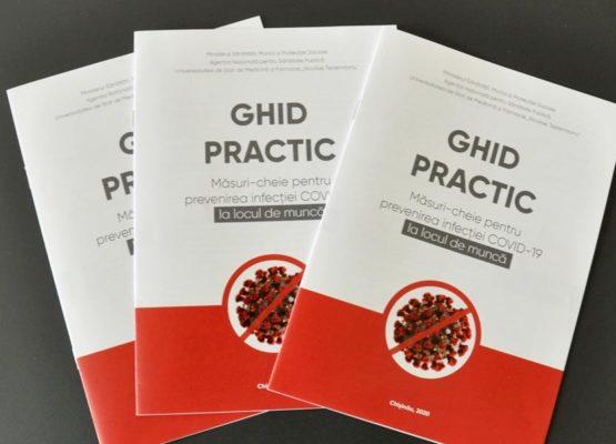 Практическое руководство по основным мерам профилактики COVID-19