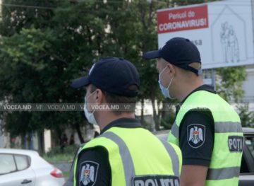 Doi polițiști răpuși de COVID-19, zeci de militari infectați de temutul virus