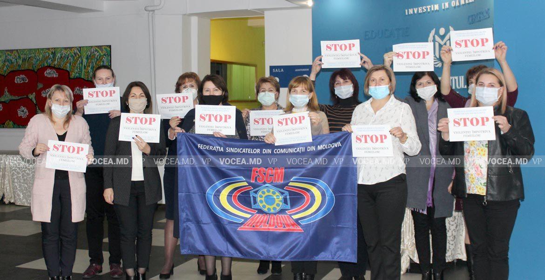 Sindicaliștii din comunicații, activi și pe timp de pandemie, conștienți de rolul lor