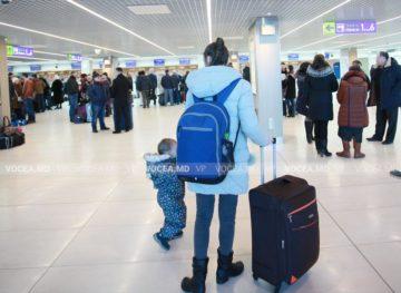 Fiecare al 6-lea moldovean ar dori să părăsească țara în următoarele șase luni