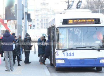 Și transportul public din țară este afectat serios de criza care nu are frână