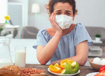 Ce mănânci când ai COVID – alimente recomandate și contraindicate