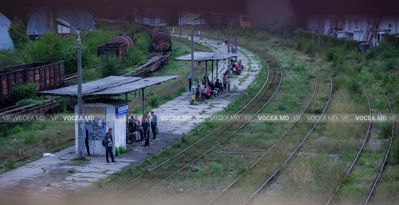 Calea Ferată din Moldova se apropie de… stația terminus
