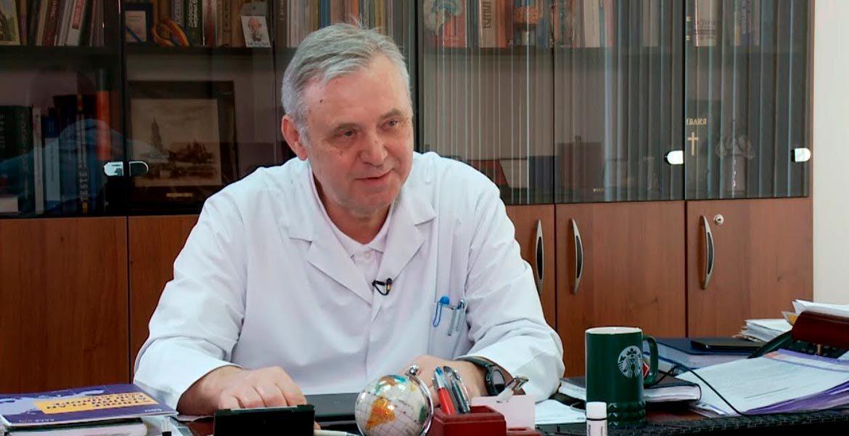 """Academicianul Stanislav Groppa: """"Să spunem că Covid-ul vine și trece este o concluzie iresponsabilă, trecând prin organism virusul lasă brazde"""""""
