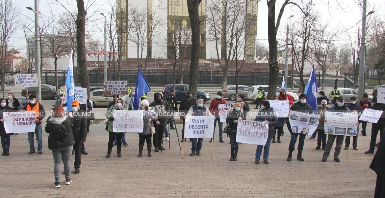 Ситуация на «Железной дороге Молдовы» рискует сойти с рельс