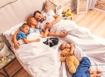 Somnul, asociat riscului scăzut de infectare cu COVID-19