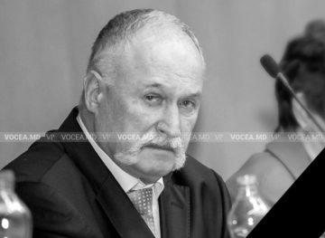In memoriam. Dumitru Ivanov