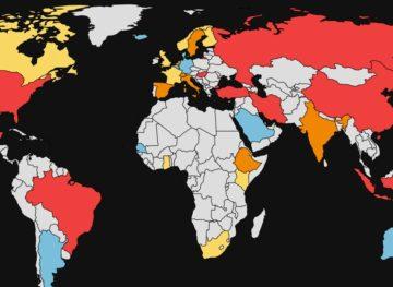 Глобальный индекс МКП по правам 2021: пандемия COVID-19 и права трудящихся