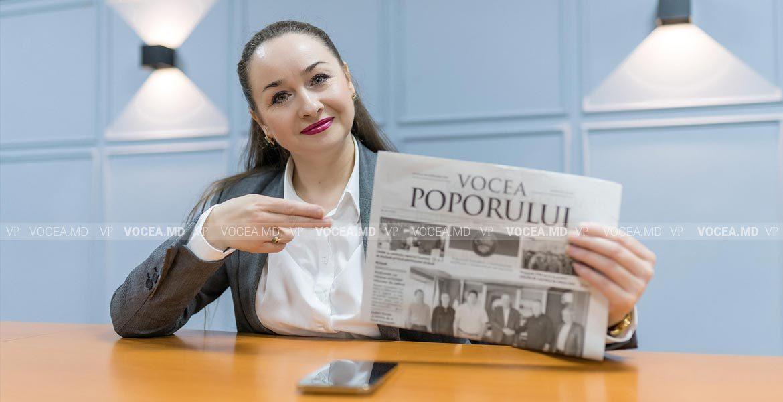 """Vox populi, vox Dei: Ziarul """"Vocea poporului"""" va apărea în format tipărit"""