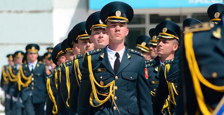 День Национальной армии ‒ 30 лет существования