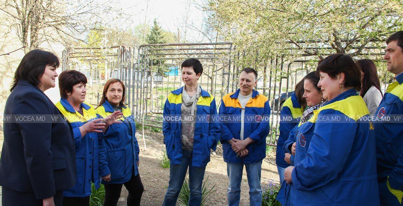 Работники газовой системы обеспечивают энергетическую безопасность страны