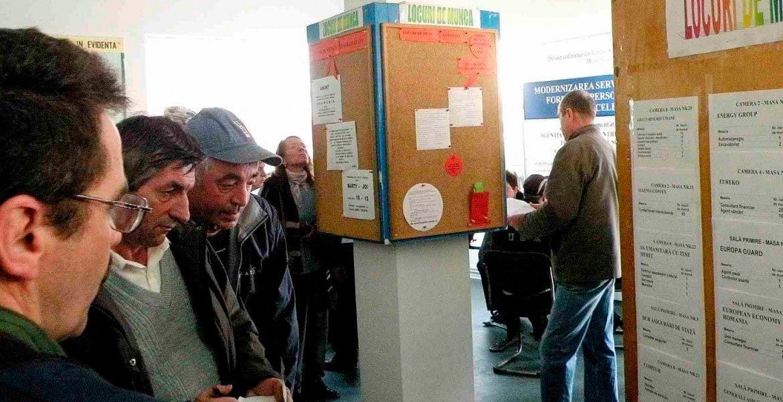 Уровень безработицы выше в Гагаузии и на севере страны