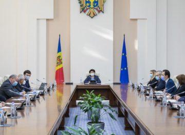 Reprezentanții Comisiei Naționale pentru Consultări și Negocieri Colective au avut o întrevedere cu premierul Natalia Gavrilița